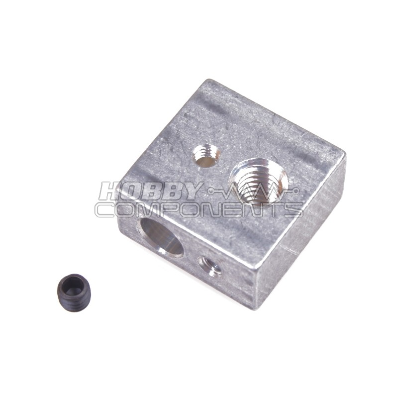 MK7 / MK8 compatible 3D printer heatblock