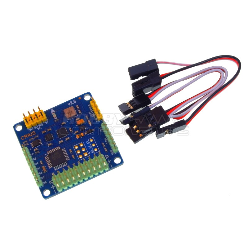 Crius SE 2.5 MultiWii Flight Controller