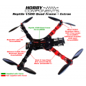 Other items available on our website for the V500 Reptile Quadcopter