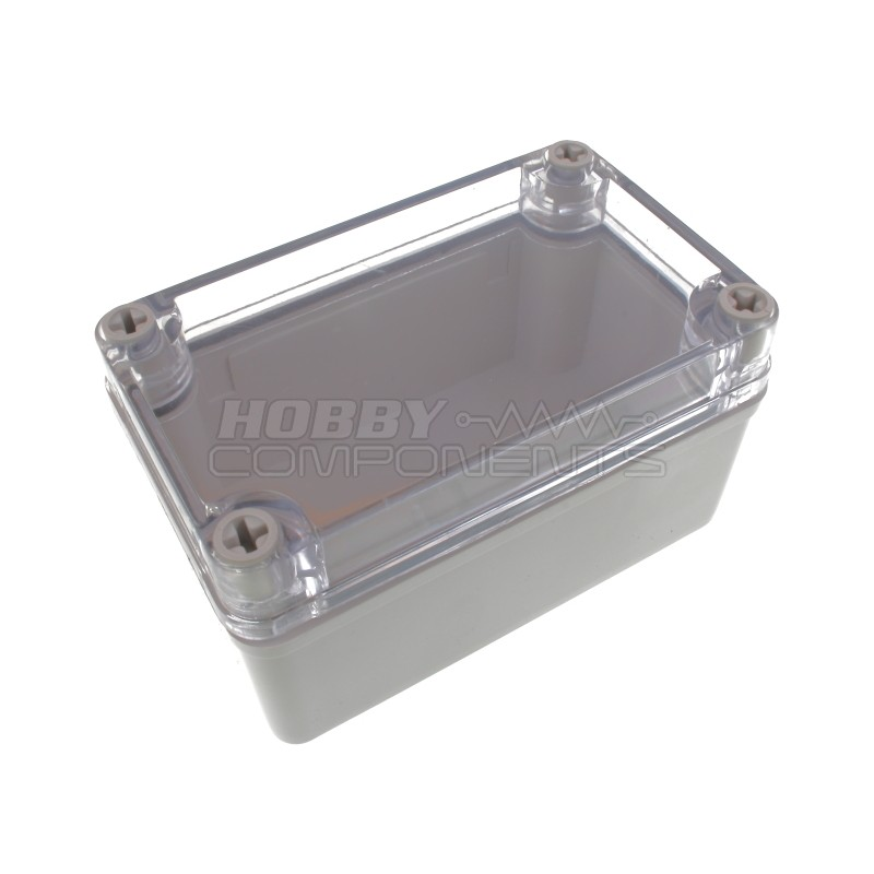 Case with lid connected