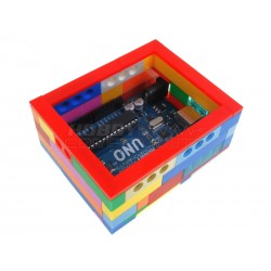 HobbyBlocks case for Arduino Uno