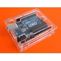 Low profile Perspex Case For Arduino Uno
