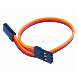 150mm 3 way servo lead