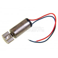 3.7V 6 x 12mm 50000r/min micro DC coreless motor