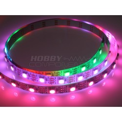 Flexible Digitally Controlled RGB LED strips (Strip of 30)