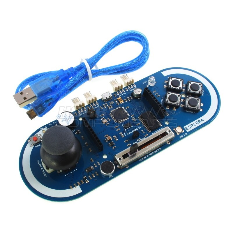 Arduino Compatible Esplora