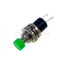 Momentary OnOff Push Button Micro Switch (Green)