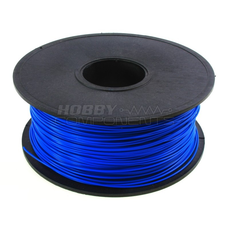 PLA filament for 3D Printing 1.75 mm Dark Blue