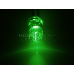 JSL-502 Series 5V Tolerant 5mm LED (Green)
