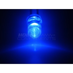 JSL-502 Series 5V Tolerant 5mm LED (Blue)