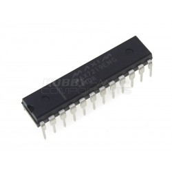 MAX7219 LED Driver IC in DIP package