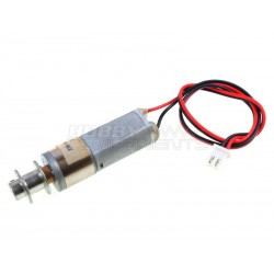 12V Refurbished Motor with gearbox and pulley