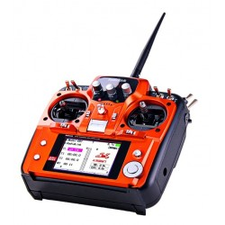 RadioLink AT10 10CH 2.4GHz Radio Control System (Grey or Orange)