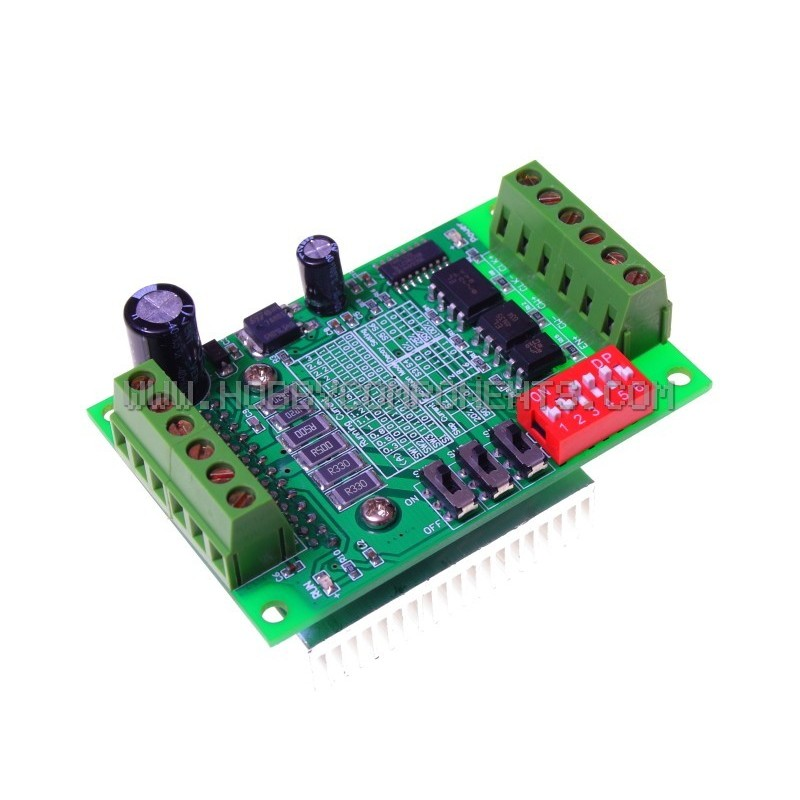 TB65603A Single Axis Stepper Motor Driver Board