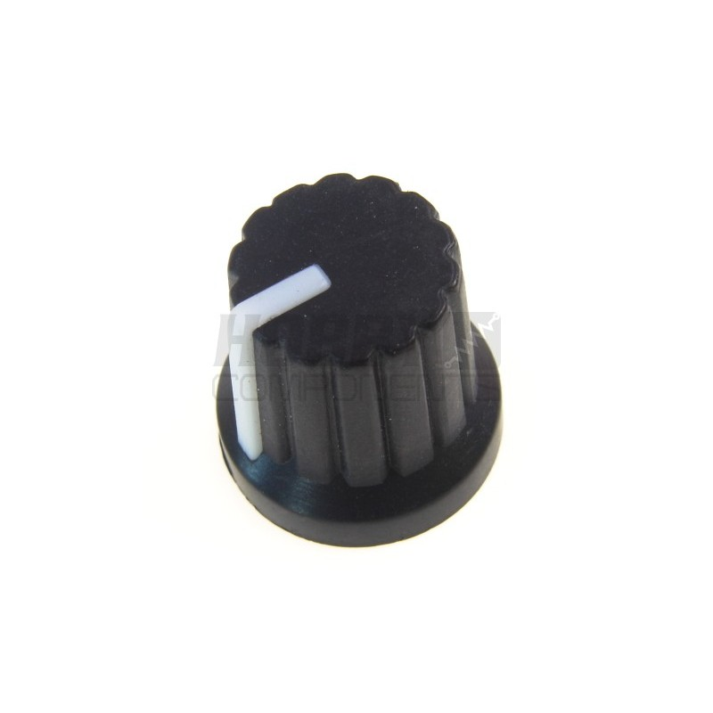 Value 15mm Threaded Potentiometer Knob