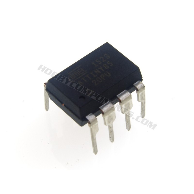 Atmel ATTiny85 in DIP package