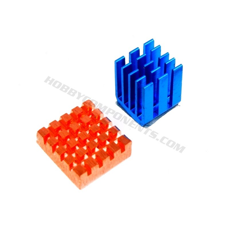 Aluminium Heatsink Set