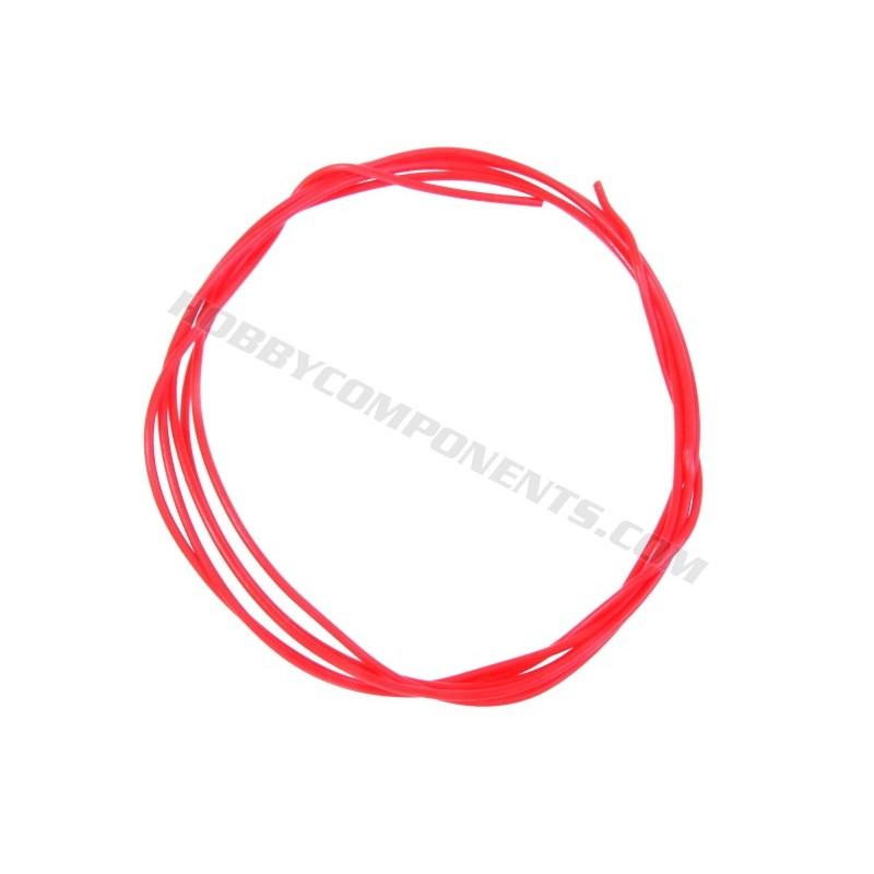 GW010335 Equipment Wire Single Core 1/0.6 Red