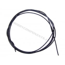 GW010300 Equipment Wire Single Core 1/0.6 Black