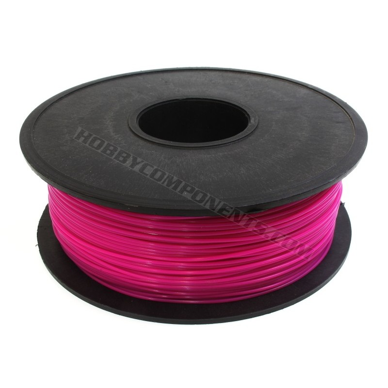 PLA Filament for 3D Printing 1.75mm Purple/Pink
