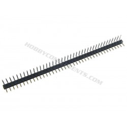 2.0mm Pin Headers – Right Angled