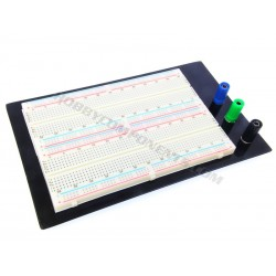 ZY-204 1660P Breadboard with Terminals