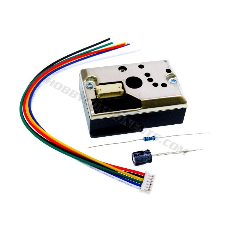 GP2Y1010AU0F Compact Optical Dust/Smoke Sensor