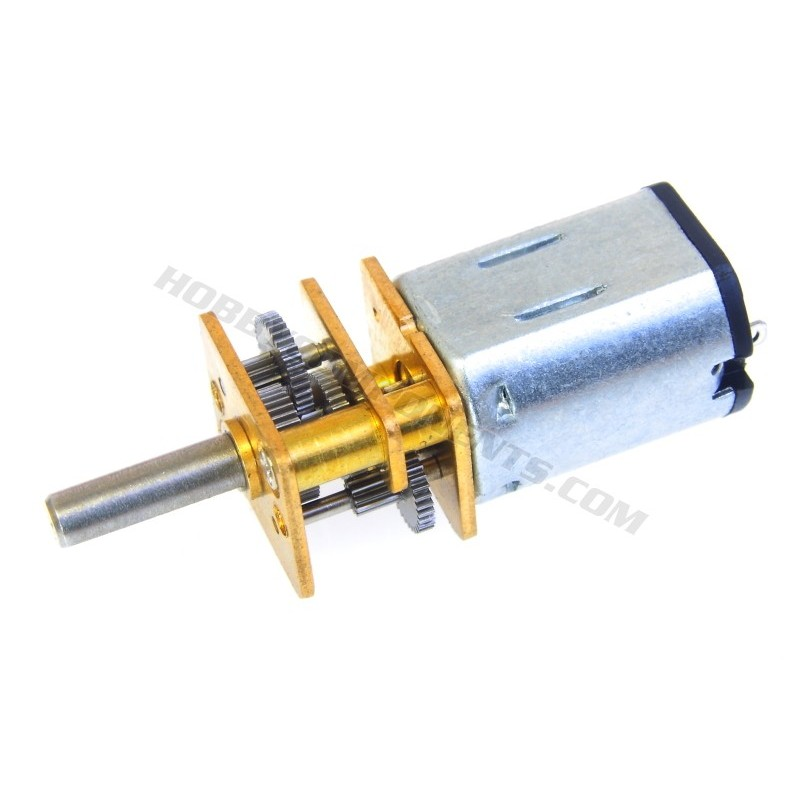 N20 Motor with Metal Gear Box (6V)