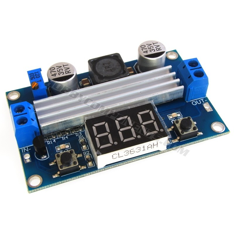 LTC1871 DC-DC step-up boost 4-35V converter