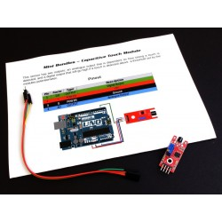 Hobby Components Mini Bundles - Capacitive Touch