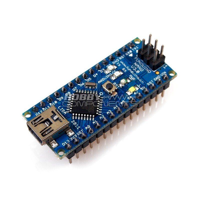 Arduino Compatible Nano V3.0 with FREE USB Cable