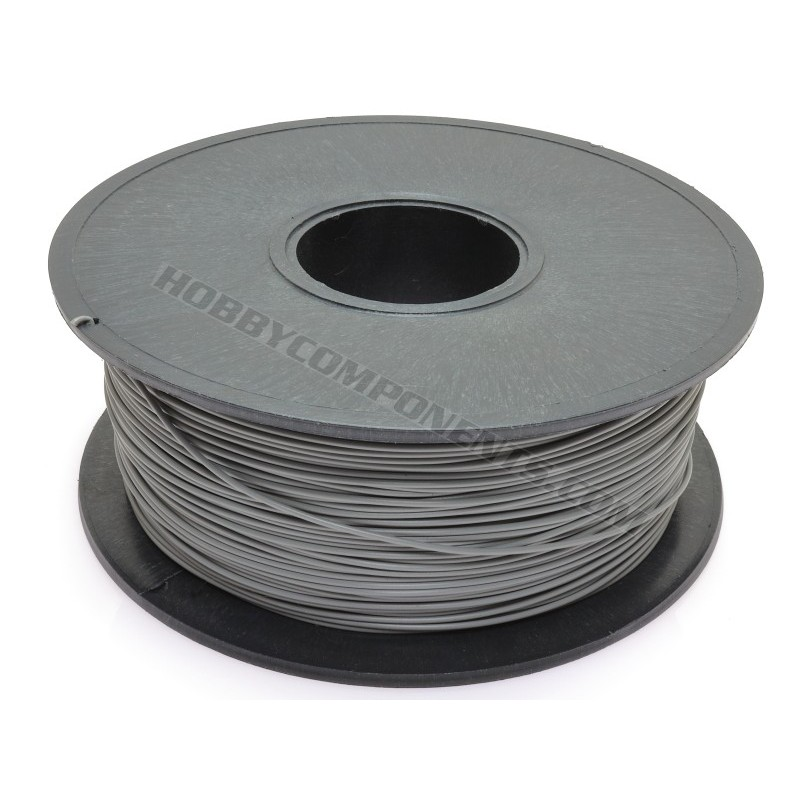 PLA Filament for 3D Printing 1.75mm Grey
