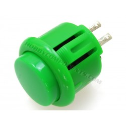 Arcade style 24mm push buttons (Various Colours)