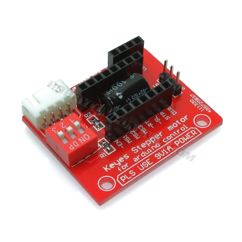 Breakout board for A4988 Stepper Motor Driver