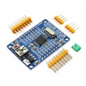 STM8S105K4 Development Board