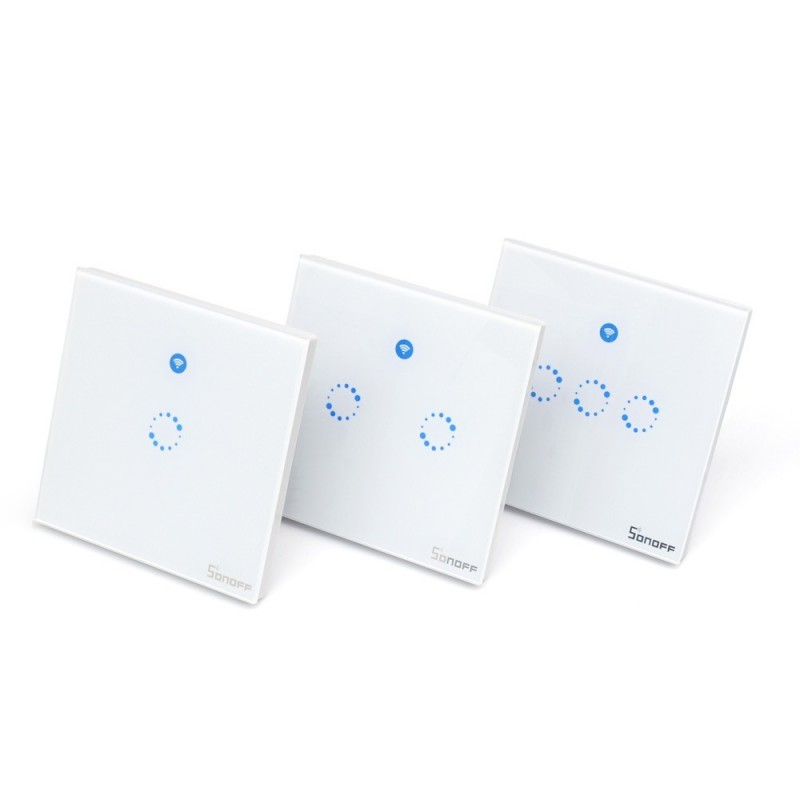 Sonoff T1 UK Light Switch