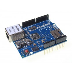Ethernet W5100 Network Shield For Arduino UNO/Mega