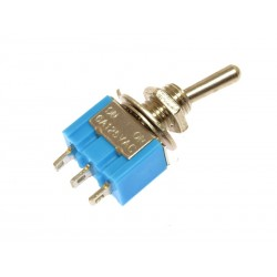 6mm Toggle Switch 6A 125V