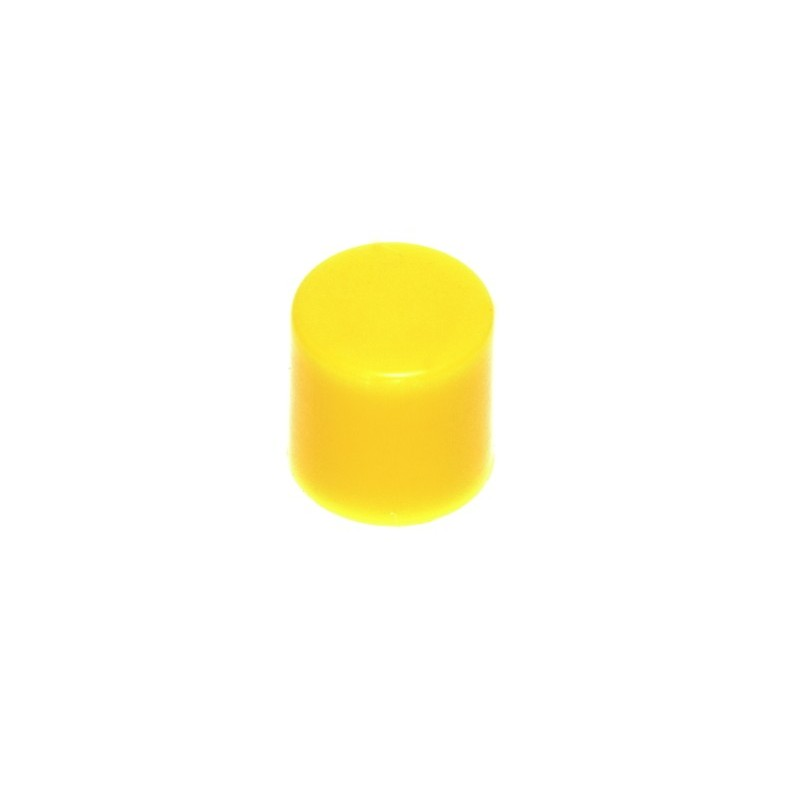 6mm Tactile Push Button Switch Cap (Various Colours Available)