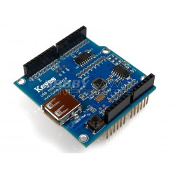Arduino compatible USB Host Shield