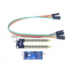 Soil Humidity Moisture Detection Sensor Module