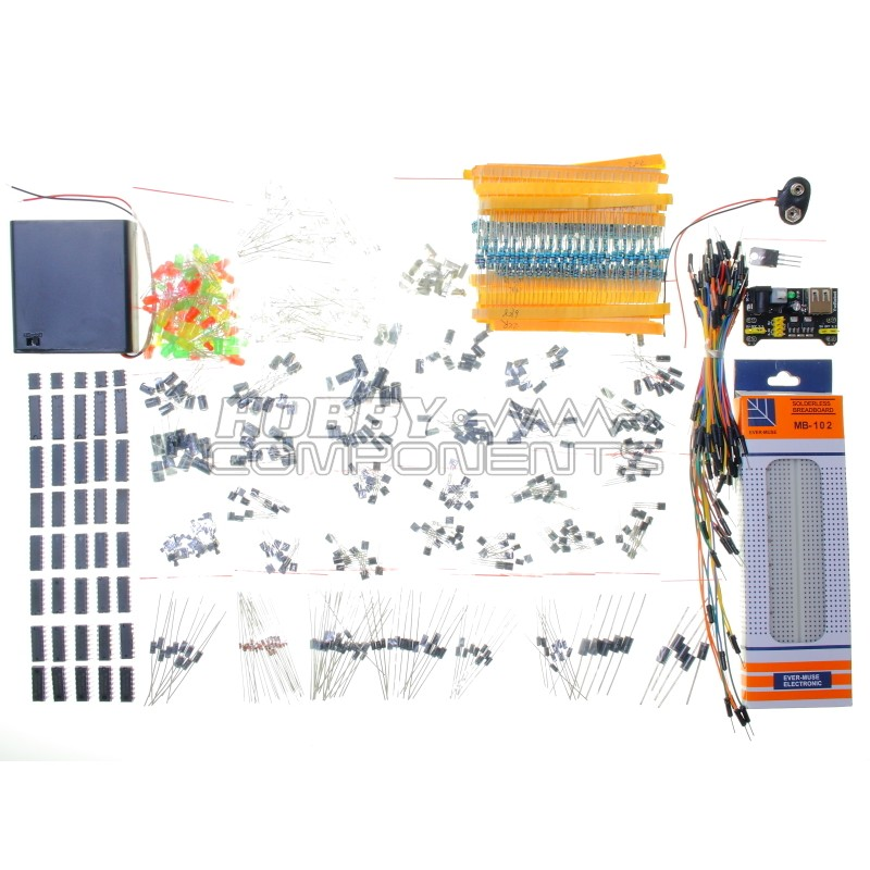 Hobby Components Ultimate Electronics Kit