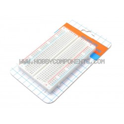 Solderless 400 Point Breadboard