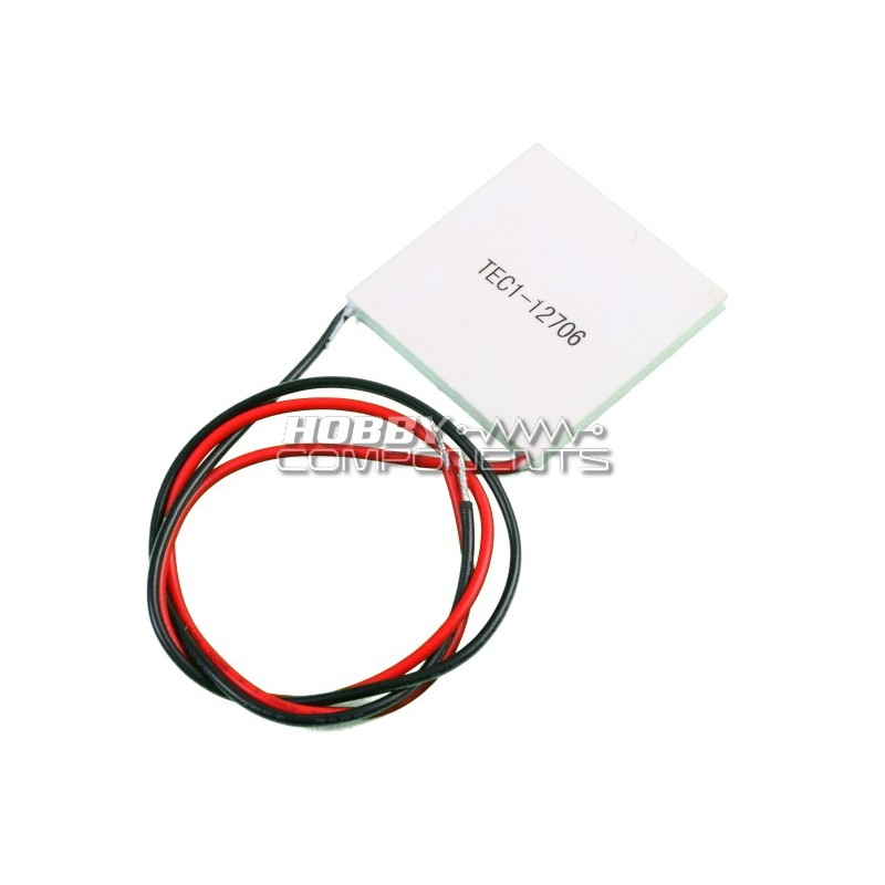 12706 TEC Thermoelectric Cooler Peltier 12V