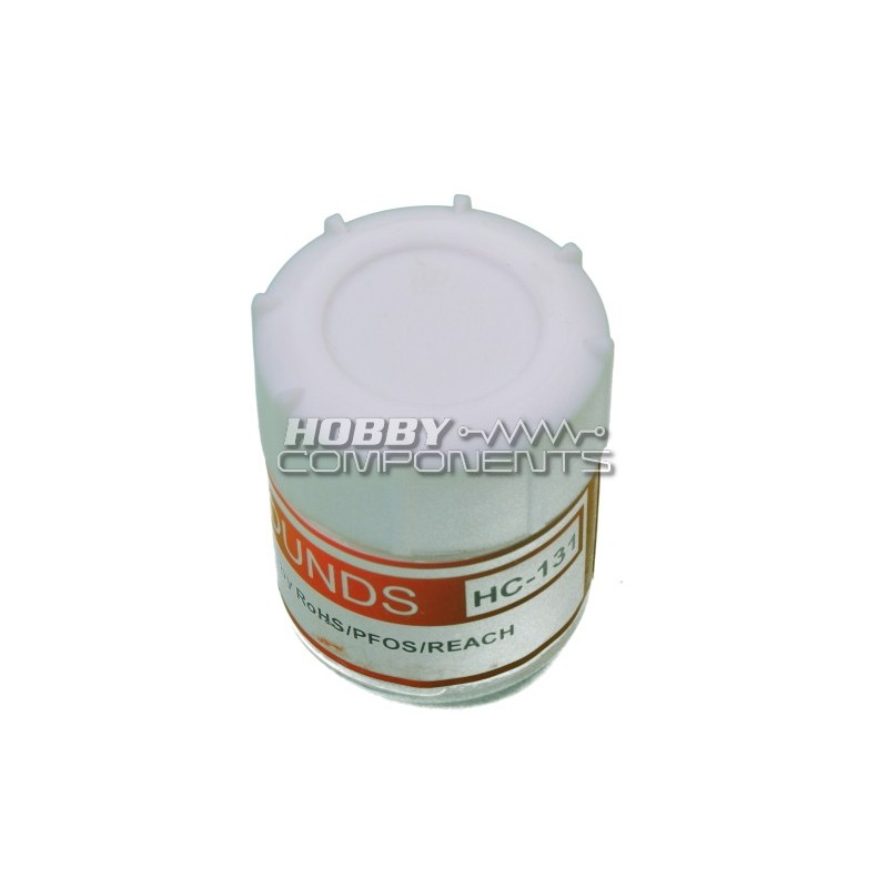 15g jar of heatsink compound / thermal grease