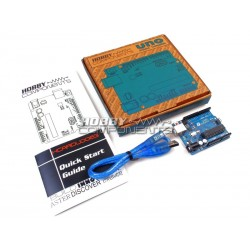 Arduino Compatible R3 Uno in Retail Packaging