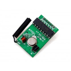 PT2262 Wireless Transmitter Module (433MHz version)