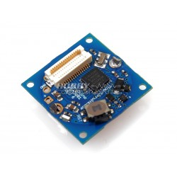 TinyDuino Processor Board (ASM2001-R-B) Rectangular with battery holder