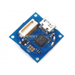 TinyCircuits USB & ICP TinyShield Adapter (ASD2101-R)