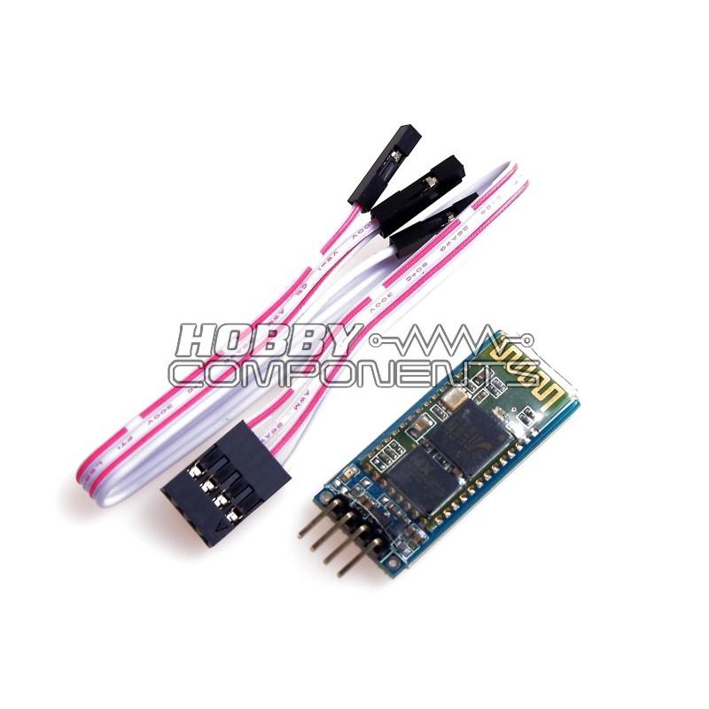 Arduino jy mcu bluetooth wireless serial port module slave